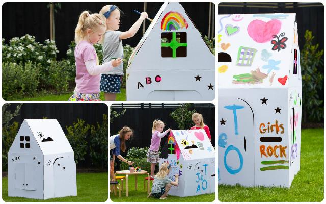 Kids love decorating their own Mocka Art House