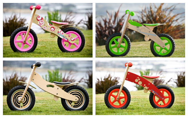 Mocka Balance Bikes