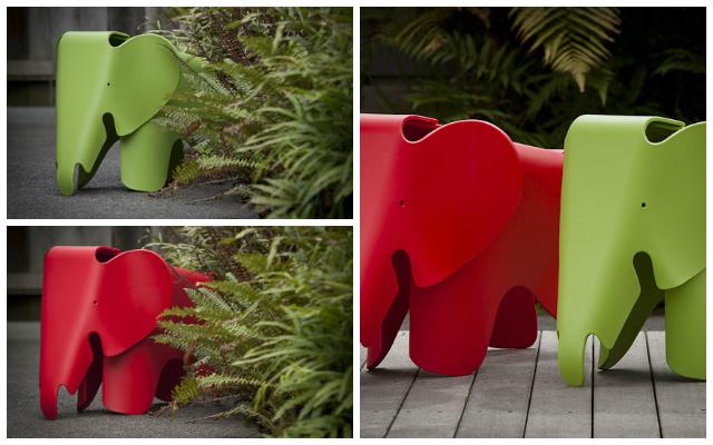 Mocka's Ernie the Elephant.
