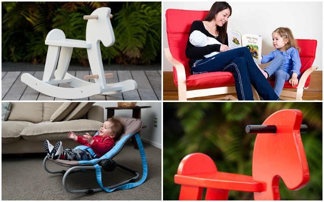 Mocka Rockinghorse Bouncer Chair