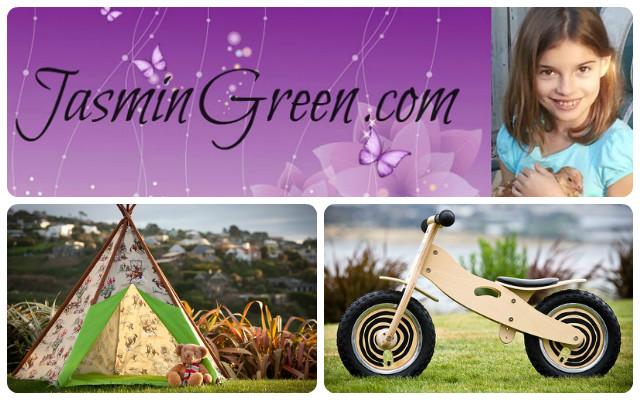 Mocka supports The Jasmin Green Foundation