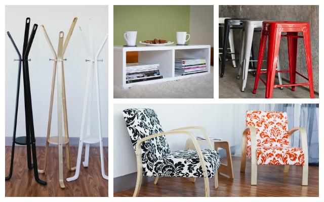 Contemporary interior design with Mocka