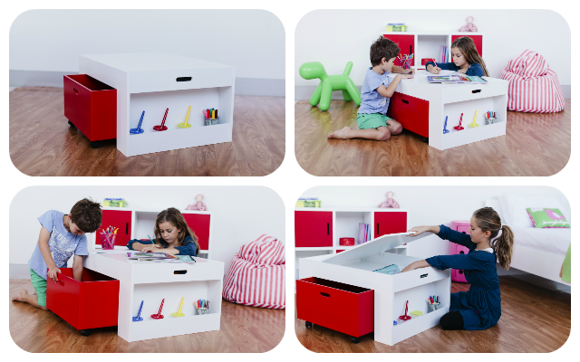 Mocka Kids Activity Table