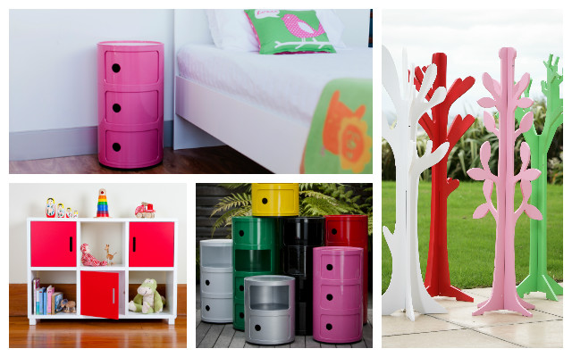 Mocka Decor Ideas - colourful kids bedroom