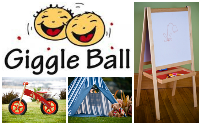 Mocka Supports Giggle Ball
