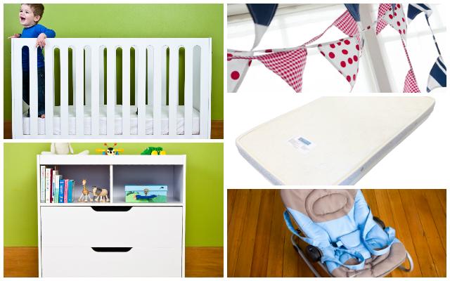 Mocka complete nursery checklist