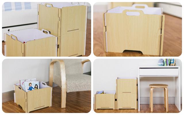 Mocka Stacka Storage Boxes