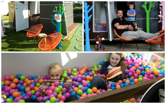 Porter Davis Homes Under Cover Kids Cubby House Challenge 2014