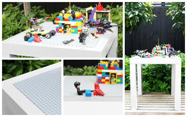 Mocka Australia DIY Lego Table