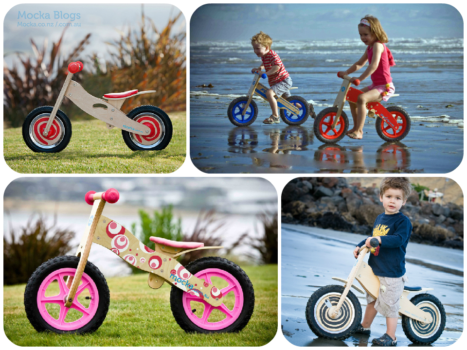 Bike riding tips for balance bikes