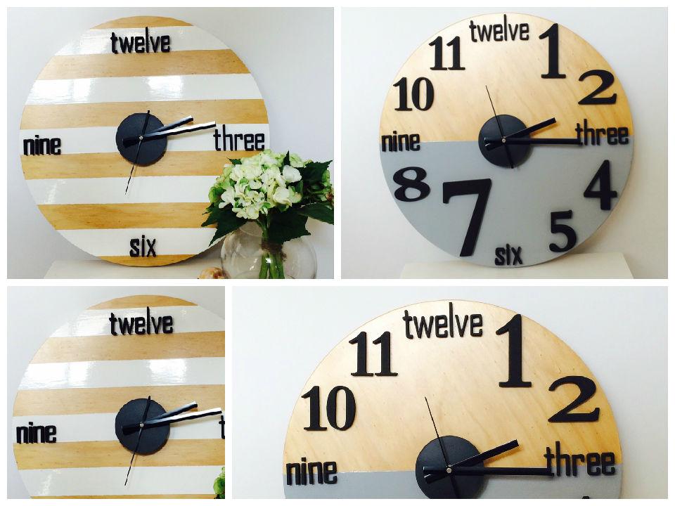 Clock Fotor