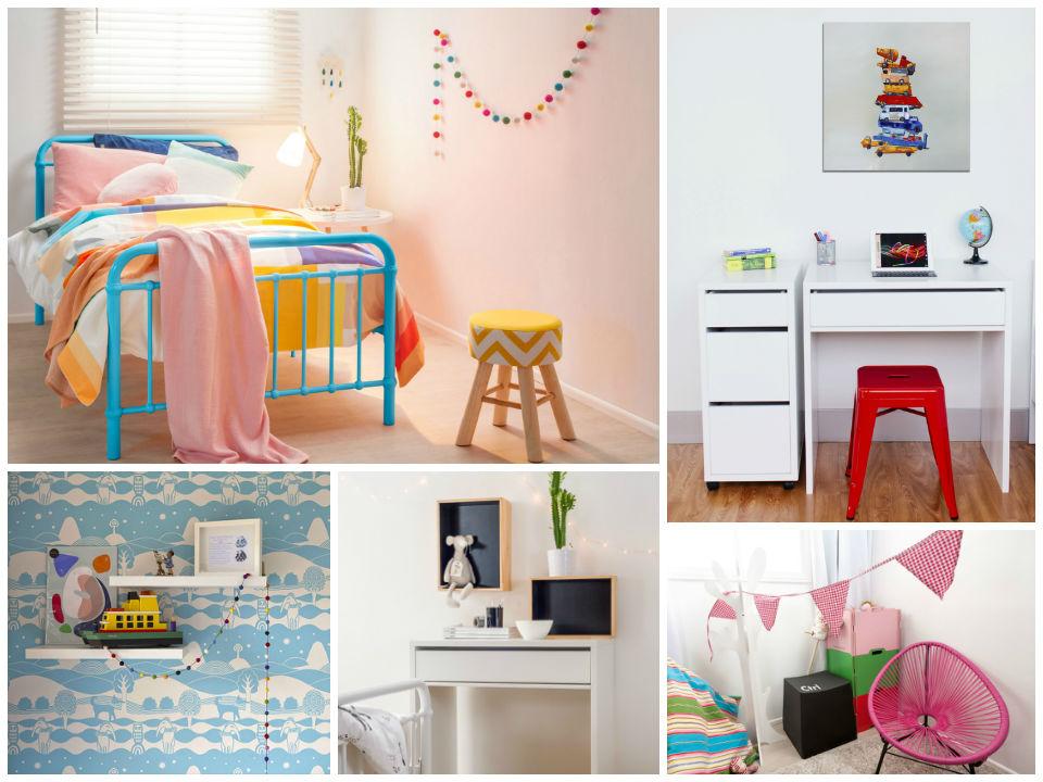 Decorating your kids bedroom walls