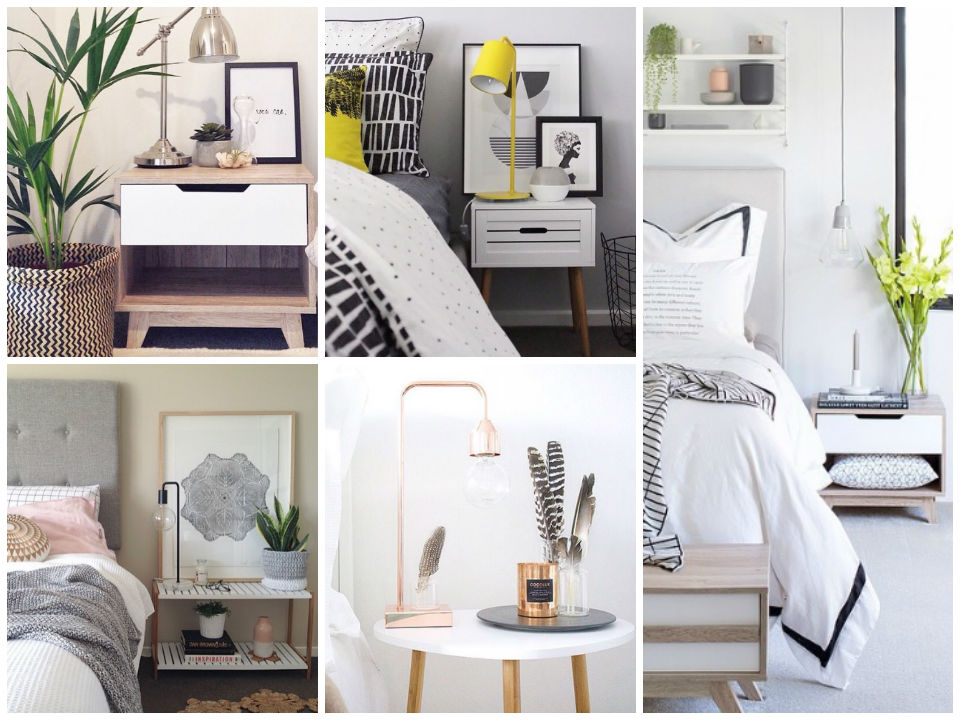 How to style a side table fotor