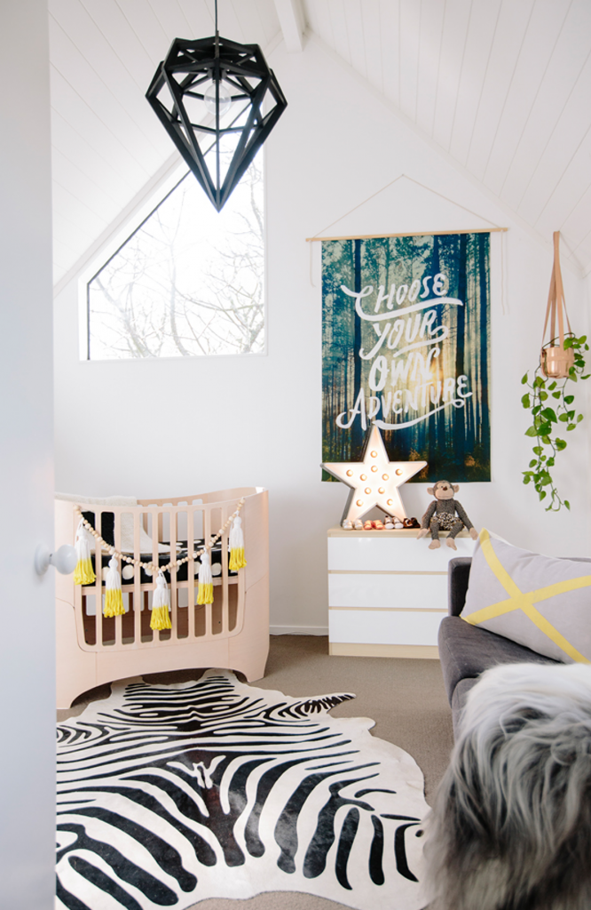 a bohemin style nursery1