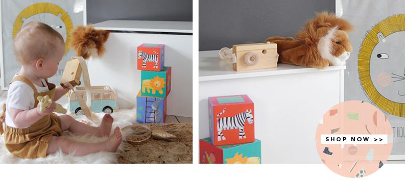 Blog - Toy Box