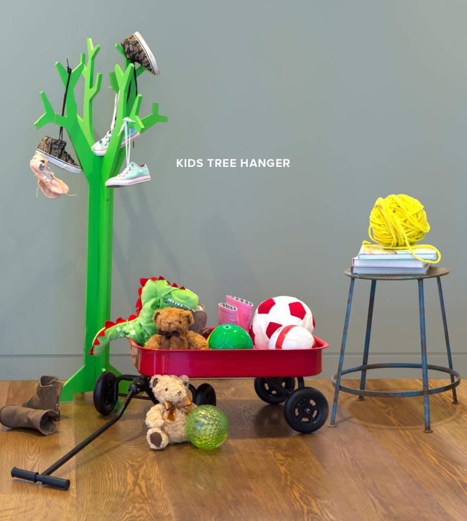 Kids treehangeraus