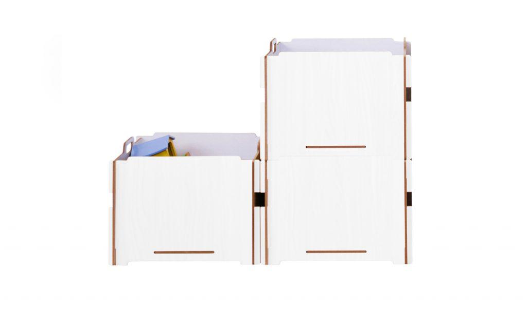 Stacka Storage Crates - Mocka AU