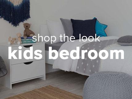 Shop The Look - Kids Bedroom